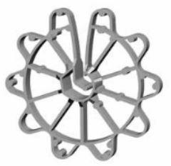 Ringafstandhouders 25 (500 st.)